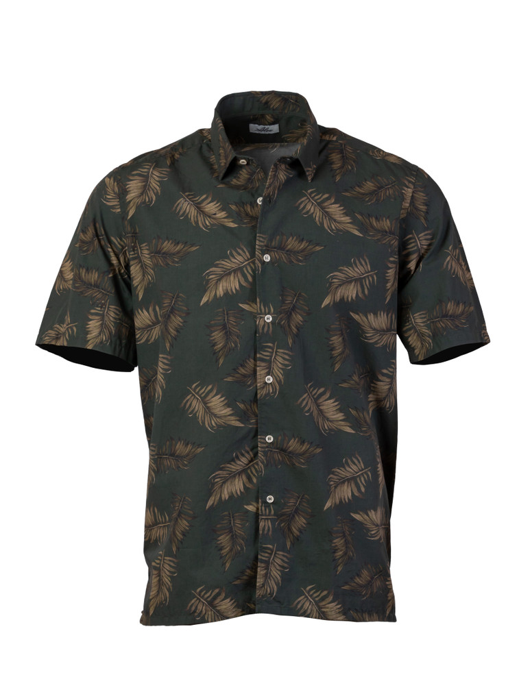 ALEA BUTTON DOWN SHORT SLEEVE (available in multiple colors)