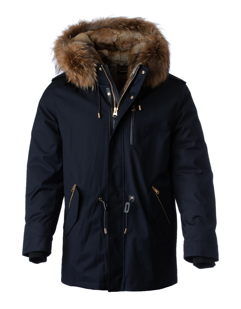 MACKAGE SETH FUR LINED DOWN PARKA