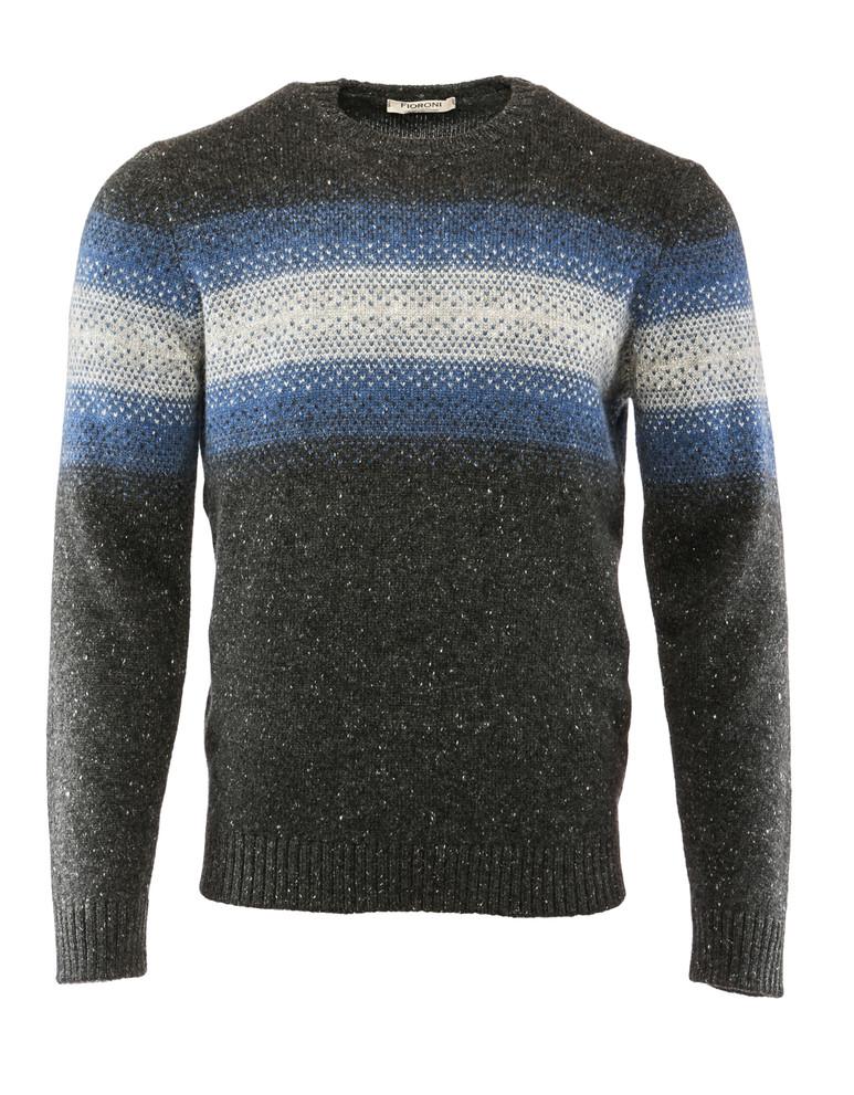 Fioroni Ombre Striped Sweater