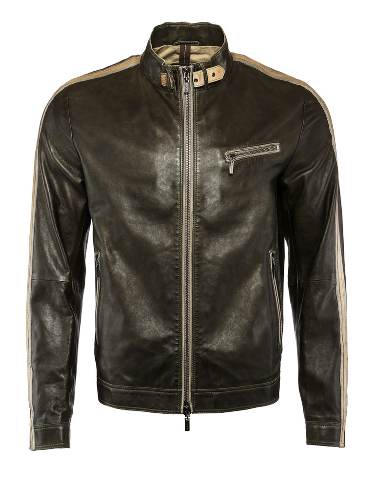 GIMO'S MEN'S MOTO CROSS JACKET