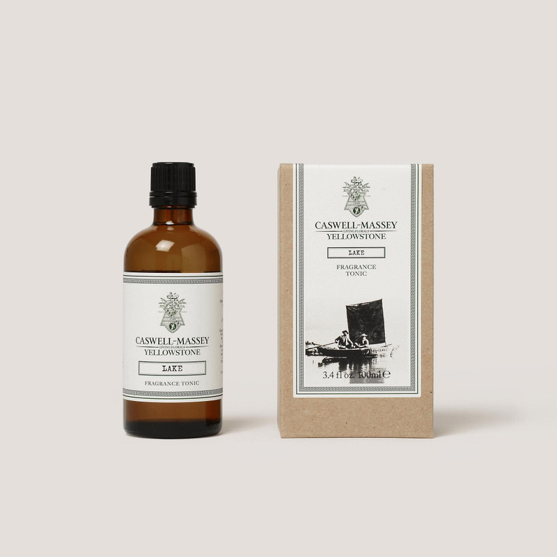 CASWELL-MASSEY YELLOWSTONE LIVING FLORALS FRAGRANCE TONICS