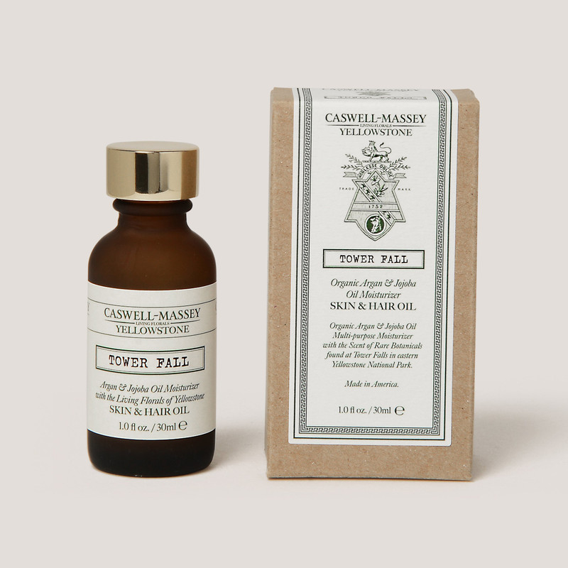 CASWELL-MASSEY YELLOWSTONE LIVING FLORALS MULTI-PURPOSE OIL