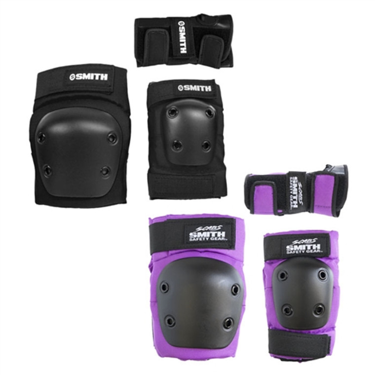 Smith Scabs Youth 3-Pack Pad Set (More Colors)