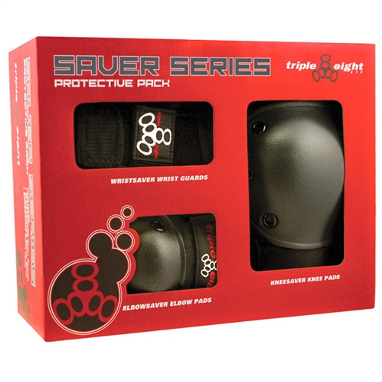 Triple 8 Saver Series Pad Pack