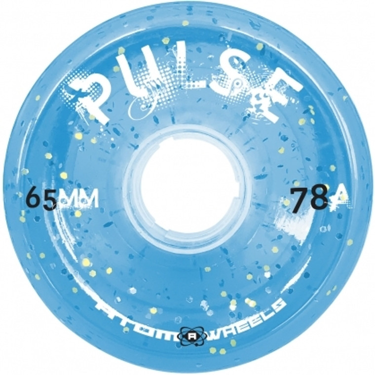 Limited Edition GLITTER Outdoor Atom Pulse Wheels