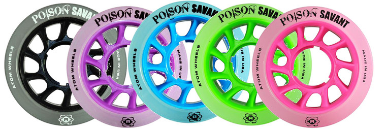 Atom Poison Savant Hybrid Wheels