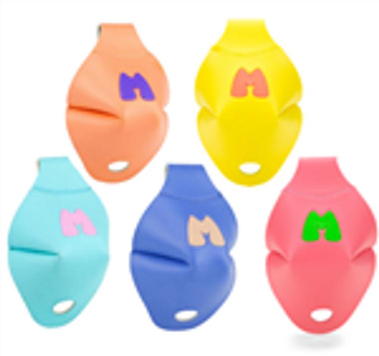 Moxi Beach Bunny Toe Caps