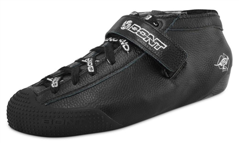 Bont Hybrid Carbon Boots with Bumpers & Heel Lock