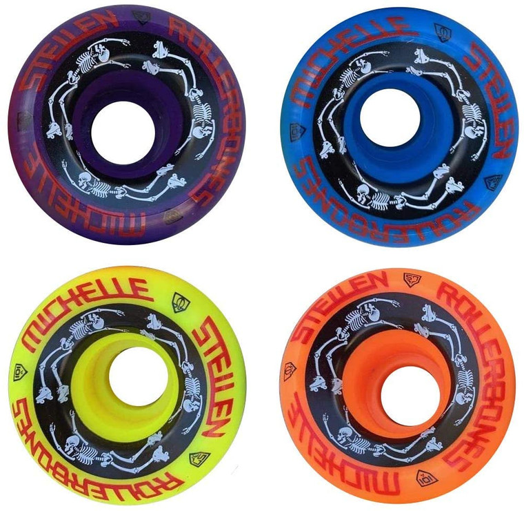 Estro Jen Bowl Bombers Rollerbones Skatepark Wheels