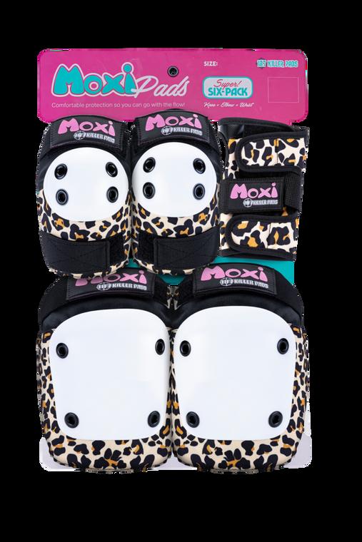 Moxi Leopard Super Six Pack
