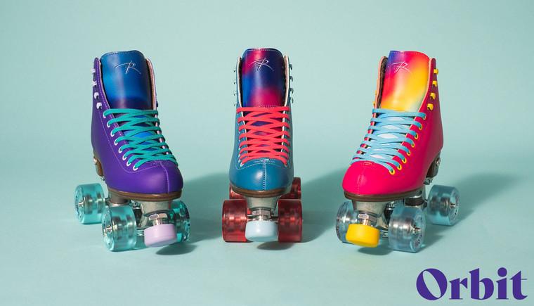Coming Soon! Riedell Orbit Rollerskates