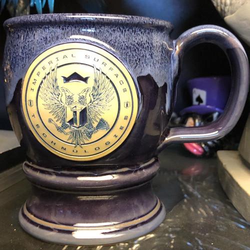 Imperial Surface StoneWare 14oz Mug (Grape)