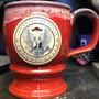 Imperial Surface StoneWare 14oz Mug (Red)
