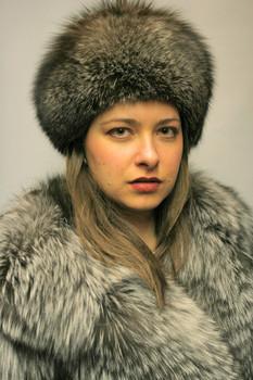82d1252d21a New Silver Fox Hat - furoutlet - fur coat