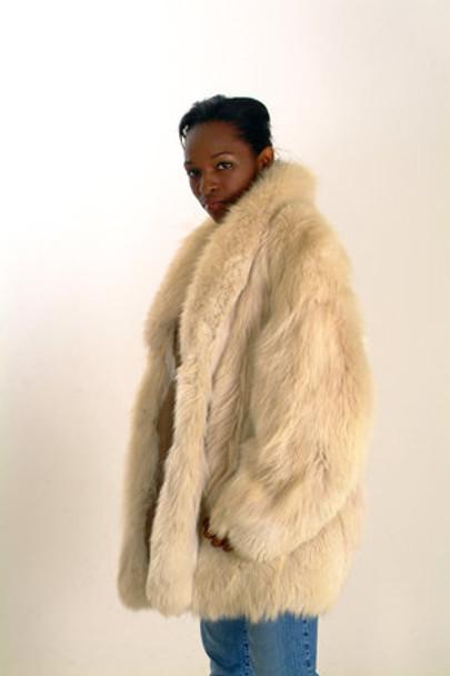 Snowtop Fox Fur 3/4