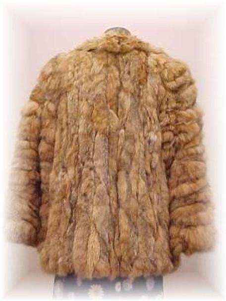 Lynx Fur Jacket 1