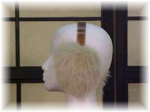 Snowtop Fox Fur Earmuffs 1