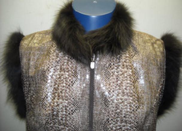 Genuine Fox Fur 3
