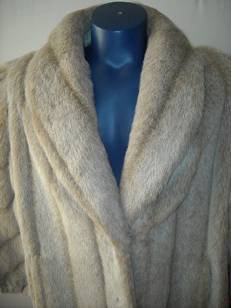 Faux Fur Long Coat 2