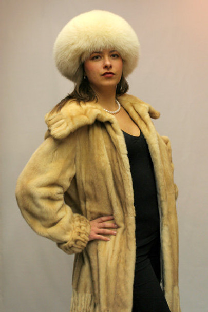 Mink Fur Coat Design