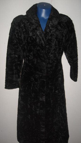 Faux Fur Long Coat 4