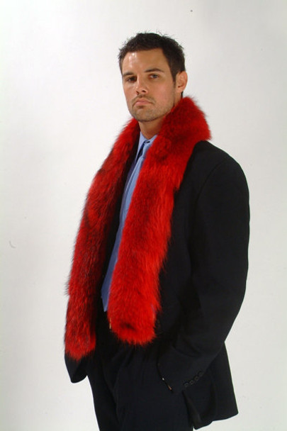 Buy Red Fox Full Pelt Scarf