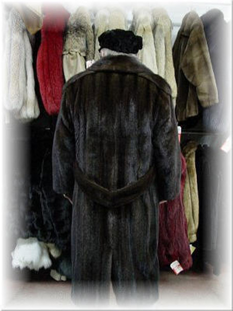 Buy Winter Mink Man Coat