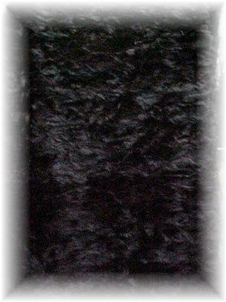 Sectional Dyed Sable Fur Blanket