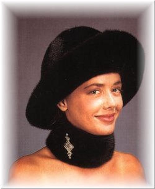 Mink Roller Fur Hat
