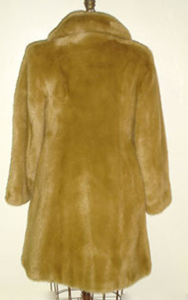 Golden Ranch Mink Faux Fur 1