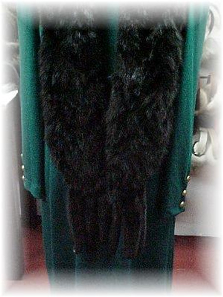 Design Mink Boa  / Scarf with 6 Tails