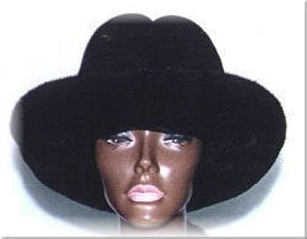 Mink Cowboy Fur Hat