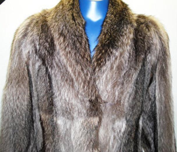 Full Skin Vintage Raccoon Women's