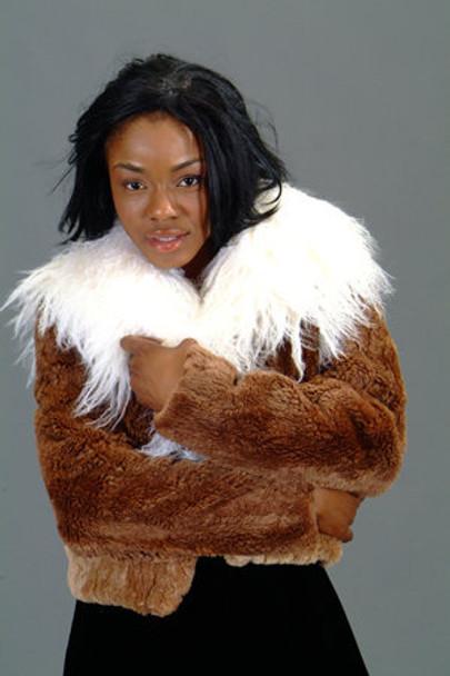 Beaver Fur Mongolian Jacket