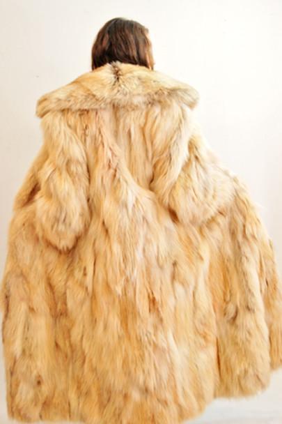 Coyote Design Coat