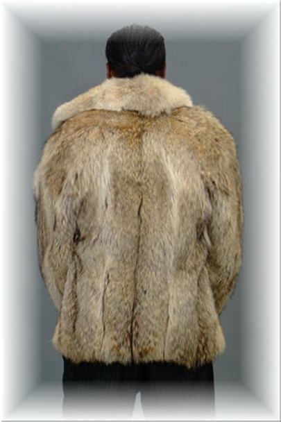 Coyotte Fur Jacket