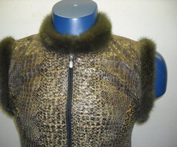 Genuine Mink Fur 3