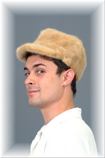 Mink Fur Cap 2