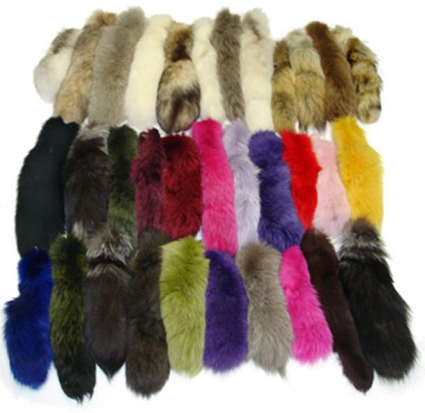 Genuine Fur Tails