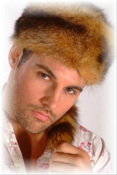 Fabulous Raccoon Daniel Boone Hat