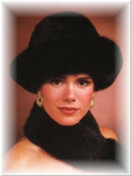 Mink Soft Convertible Brim Fur Hat
