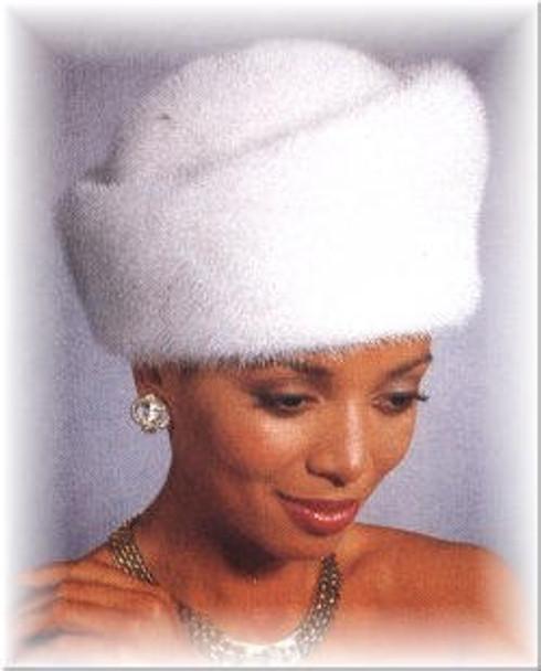 High Profile Cuff Fur Hat