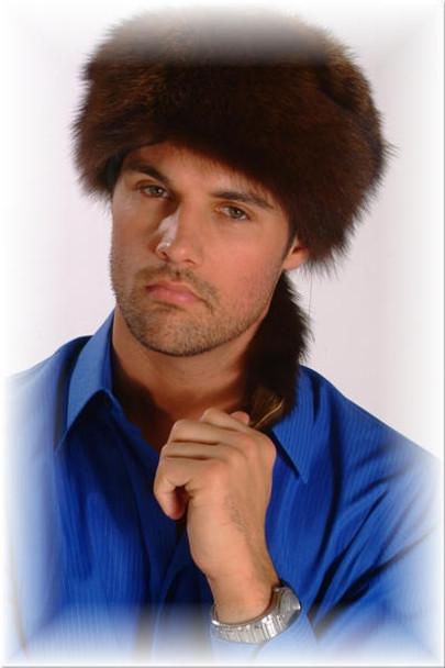 Daniel Boone Fur Hat 1