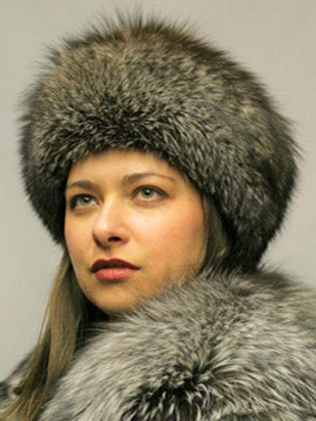 New Silver Fox Hat 1