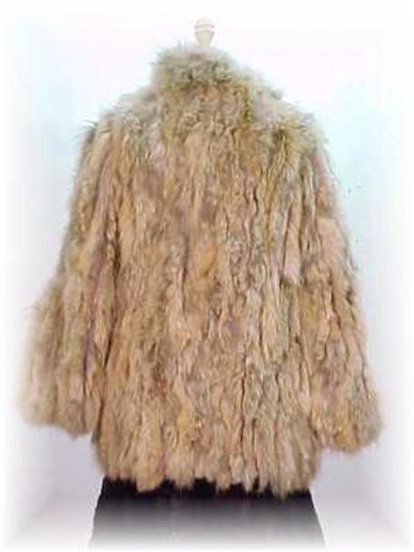 Lynx Fur Jacket