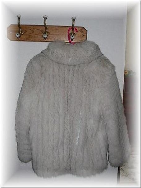 Blue SAGA Fox Jacket