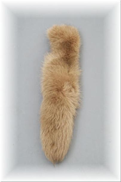 Snowtop Fox Fur Tail