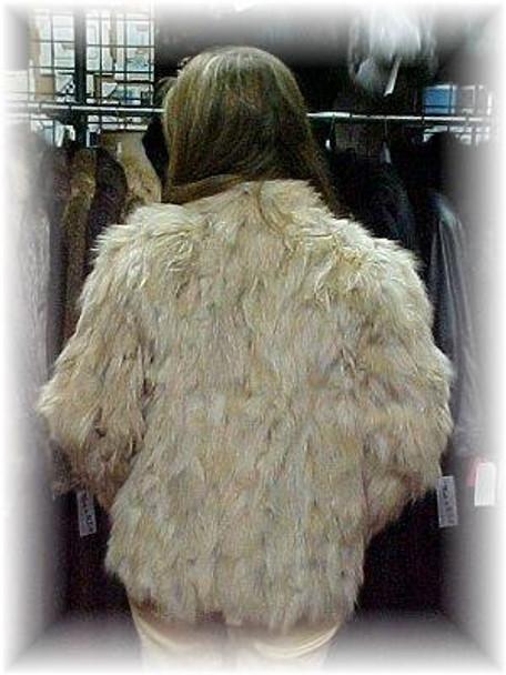Sectional Coyote Fur Jacket 2