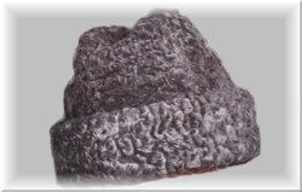 Ambassador's Persian Lamb or Mink Fur Hat