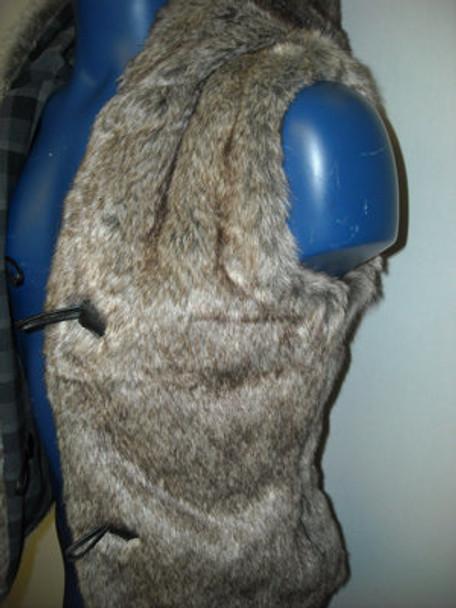 Faux Fur Beaver